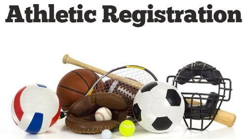 New Online Athletic Registration
